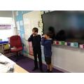 Creating a story pathway through drama