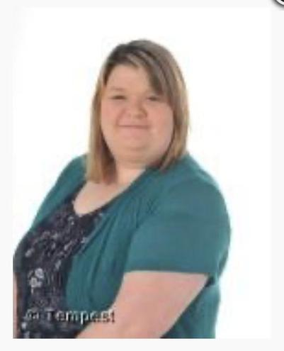 Miss Hanson Reception/Year 1 Teacher (Kingfishers)