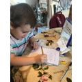 Olivier's writing