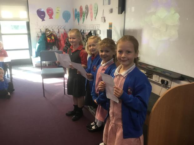 School and Eco Council election speeches