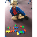 We have been very busy in our maths lessons.