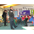 Visit from PCSO to talk about staying safe online