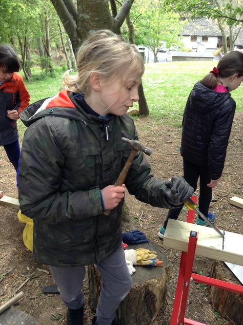 DT meets forest school!