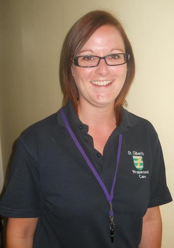 Clare Fitzgerald     Nursery Practitioner