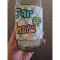 Freya T's Jar of Hope