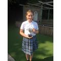Sports Award: Laura