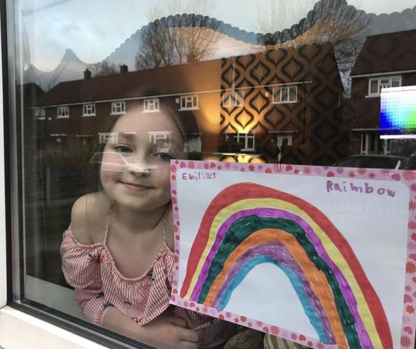 Emilia's rainbow