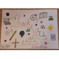 A Thank you to all Teachers from Grace A