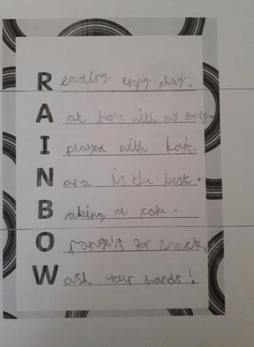 Phoebe's poem