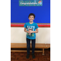 Piotr, Y6 Governors' Award