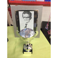 In memory of a past pupil, Paul Betts