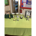 Special trophies