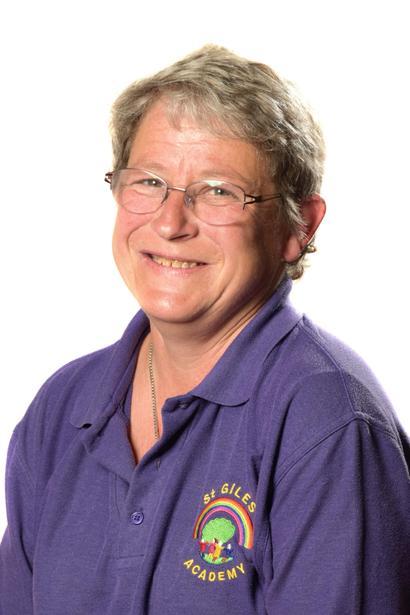 Sally Wilcox - Midday Supervisor