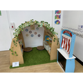Welcome to or reading corner, where stories can be shared and retold.