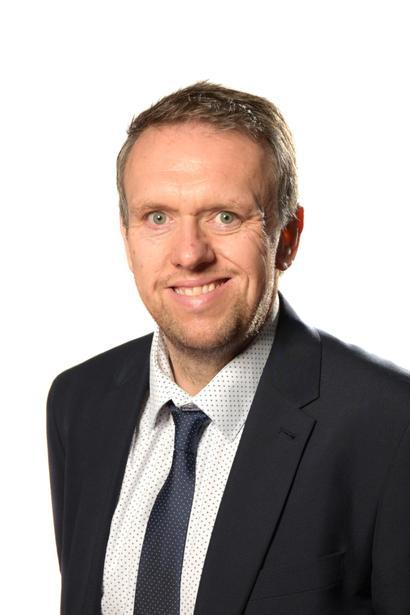 Craig Richards-Assistant Principal, T&L, curriculum