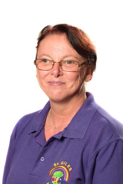 Anne Barrett - Cleaner