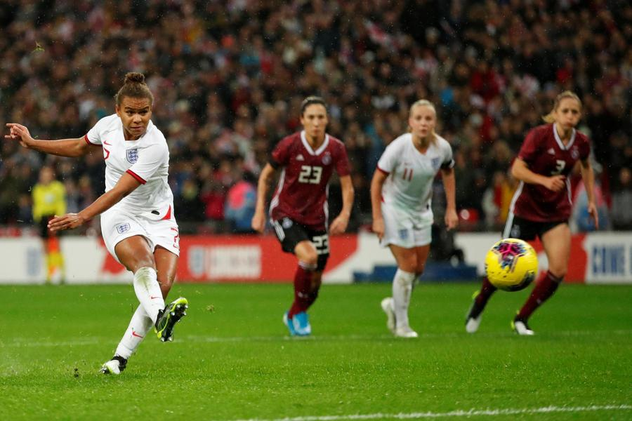 England Women vs Germany 2019