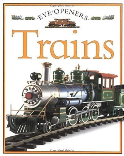 Alex has read Eye Openers - Trains