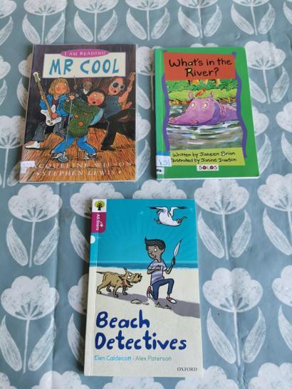 Books read by Chloe W