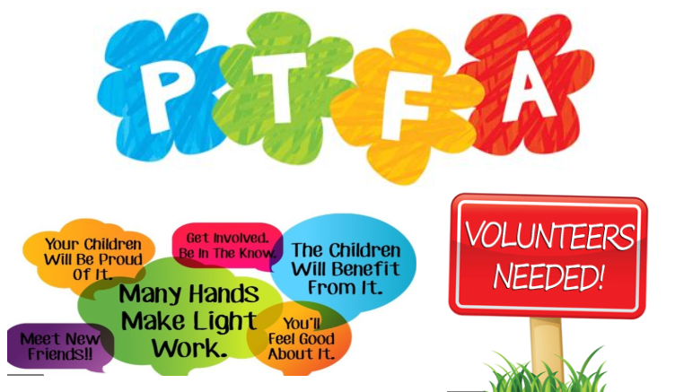 Great reasons to join our PTFA