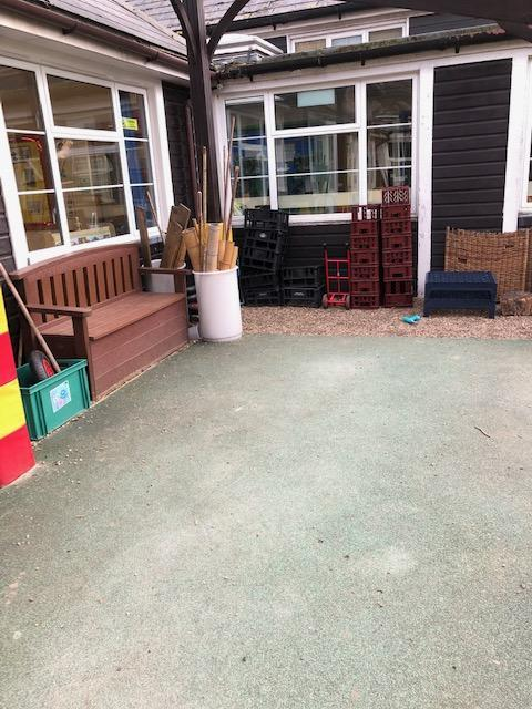 KS1 outside area