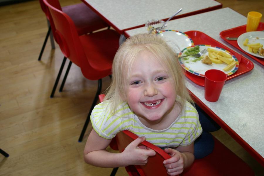 A rich curriculum means happy children!