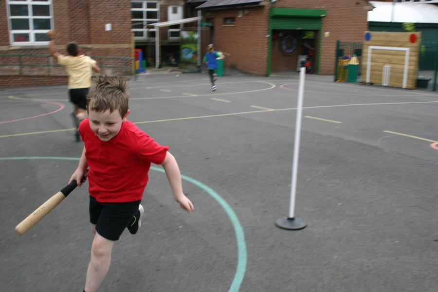 Fun in PE!