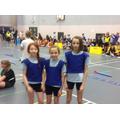 Girls Speed Bounce team