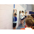 Kacper smashes his Vertical Jump PB by 11cm (49cm)