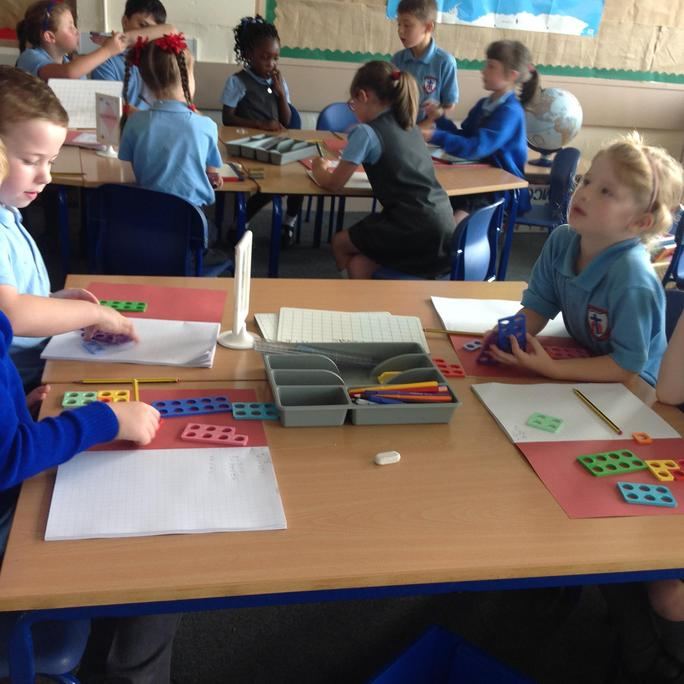 Year 2 have been working extremely hard