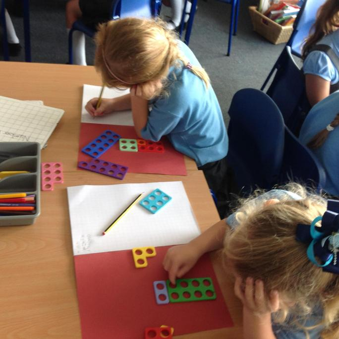 We can add two numbers to make 10!