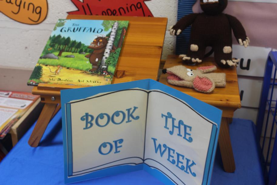 Book of the Week for February/March