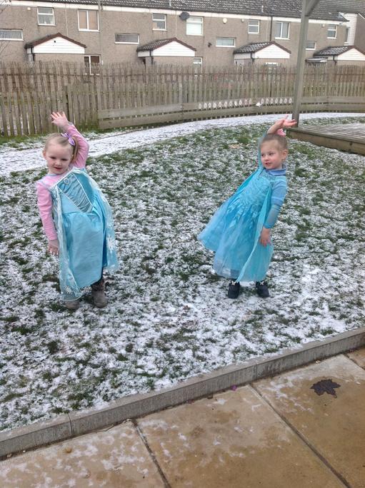 Elsa Ice Queens