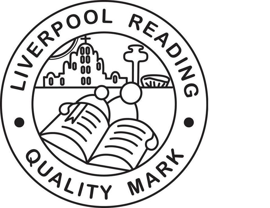Gold Liverpool Reading Quality Mark