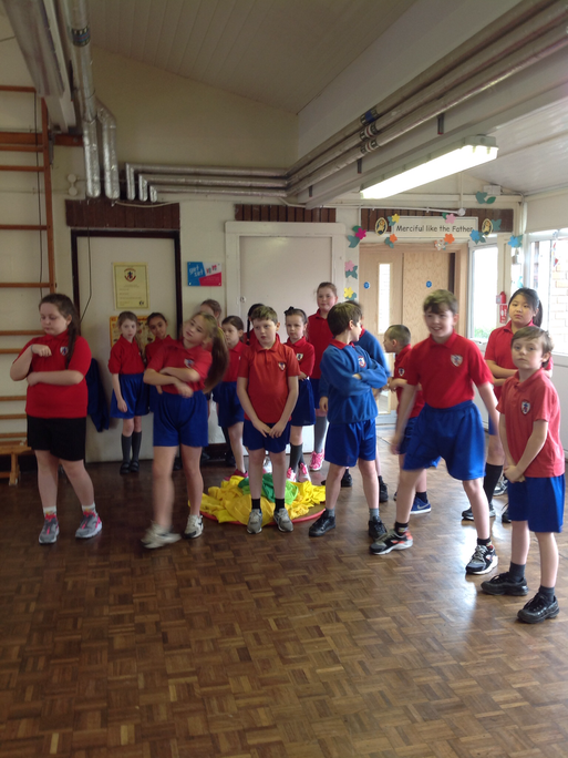 Gangsta Granny games in PE