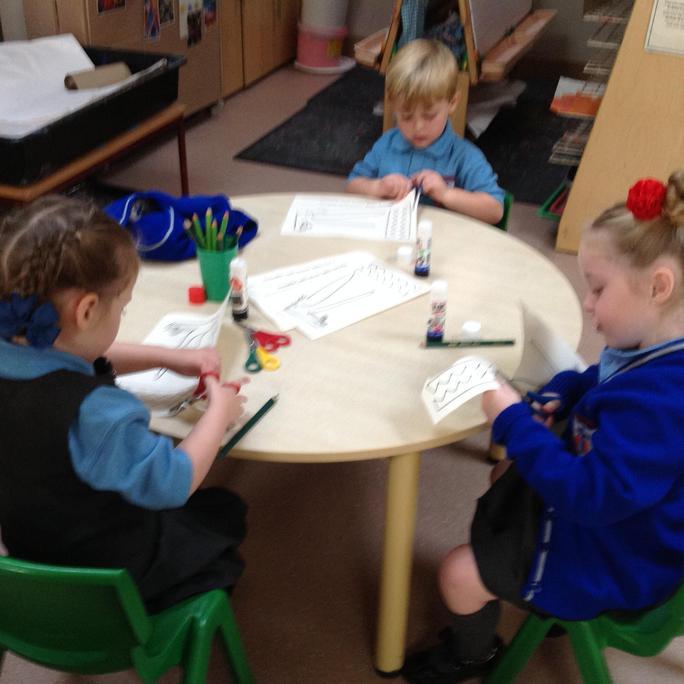We read 'The Enormous Crocodile'