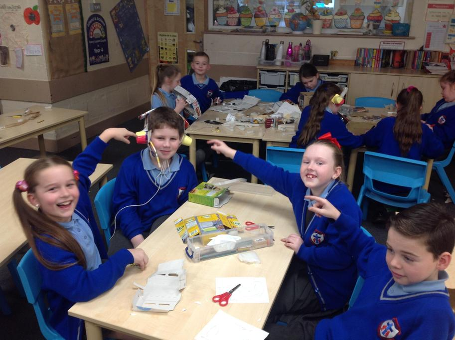 Making our own headphones to test