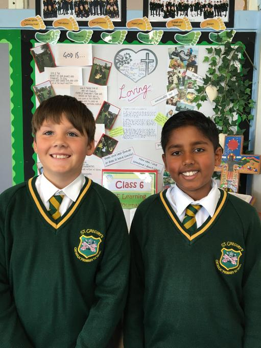 Year 6 Digital Councillors 2019-2020