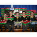 Thank you for your kind shoe-box donations