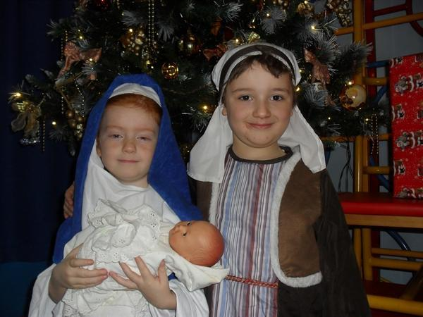 Infant Nativity play 2014