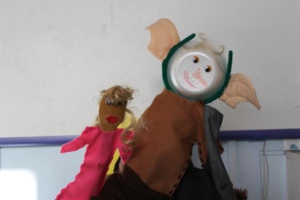Puppet Show Homework