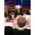 Our top chefs were cooking up some super sentences