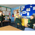 Retelling the story of Matilda through drama!