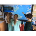 Researching & visualising places we've read about