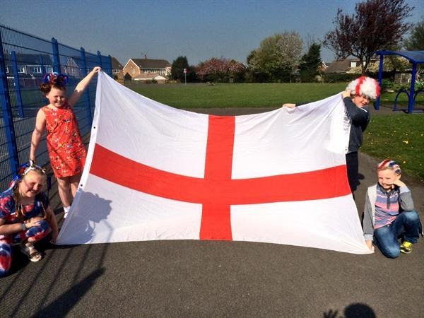 It's good to be British!