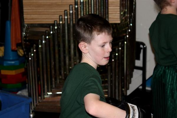 Boxing Club 2014