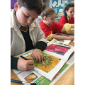 Using knowledge of colour & Paul Cezanne