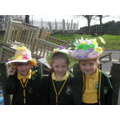 Easter bonnet parade!