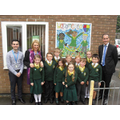 Visit from Mr Bill Estersen MP to School Council