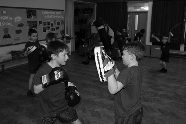 Boxing Club 2014